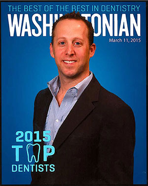 Best of the Best in Dentistry, Washingtonian 2015